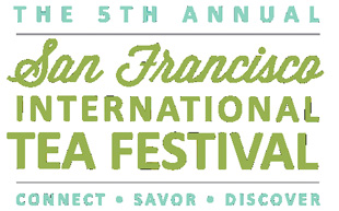 Join us at the 5th Annual SF International Tea Festival Sun Nov 6, Fort Mason