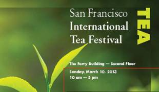 Pure Puer Tea at the 2013 San Francisco International Tea Festival 3-10-13