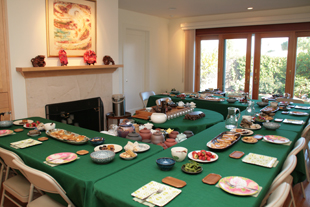 November 2008 Puer Tea Tasting Event