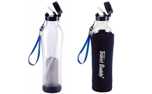 Introducing the Piao I Travel Buddy with Auto-Straw