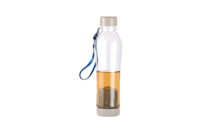 Travel Buddy Tea Infuser featured on Uncrate.com
