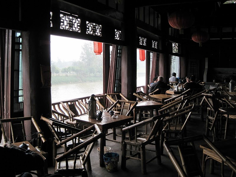 Chengdu tea house jpg