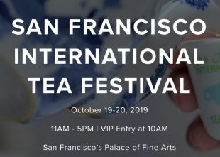 Pure Puer at the SF International Tea Festival