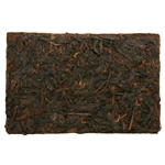2005 Date Flavor Black Puer Tea Brick