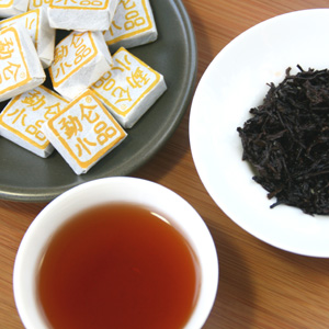 2012 Menghai Black Puer Tea Mini Tuocha 8g