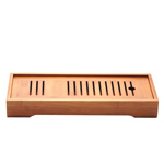 "Bamboo Tea Tray long 2pcs<br><font color=""#cc6600"">Sold Out</font>"