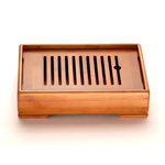 "Bamboo Tea Tray medium 2pcs<br><font color=""#cc6600"">Sold Out</font>"