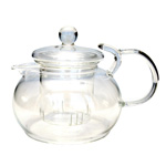 Glass Teapot C