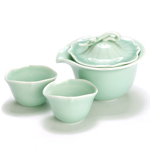 Lotus Leaf Tea Set