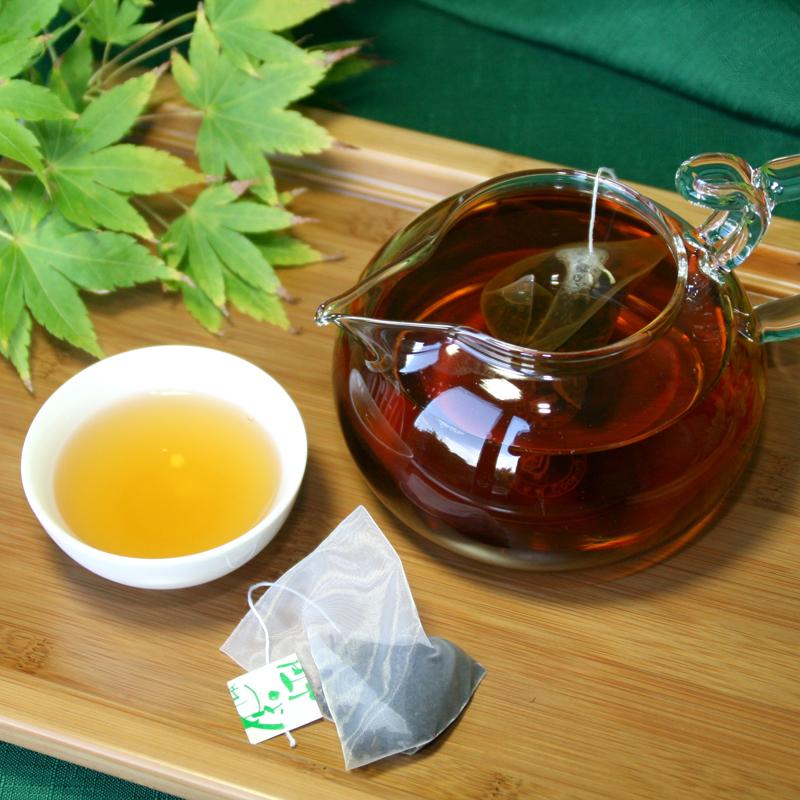 Pure Puer Tea Organic Black Bag