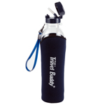 Piao I 740cc Travel Buddy with auto-straw (neoprene bottle jacket included)