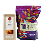Puer Tea 86g with Mila Chia 454g (35 day supply of chia)