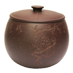 Shu Ying Yixing Clay Container
