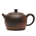 "Wen Shiung Taiwan Clay Teapot C<br><font color=""#cc6600"">Sold Out</font>"