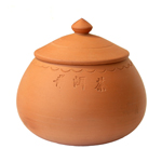Yunnan Earth Clay Container